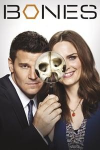 copertina serie tv Bones 2005