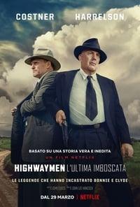 copertina film Highwaymen+-+L%27ultima+imboscata 2019