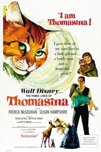 Les trois vies de Thomasina (1963)
