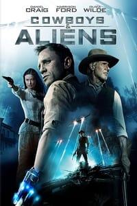 copertina film Cowboys+%26+Aliens 2011