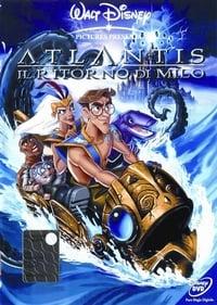 copertina film Atlantis+-+Il+ritorno+di+Milo 2003