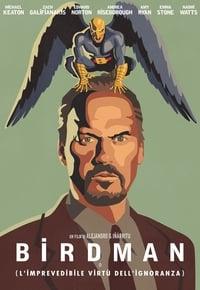 copertina film Birdman+o+%28L%27imprevedibile+virt%C3%B9+dell%27ignoranza%29 2014