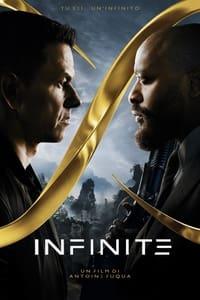 copertina film Infinite 2021