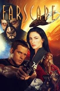 copertina serie tv Farscape 1999