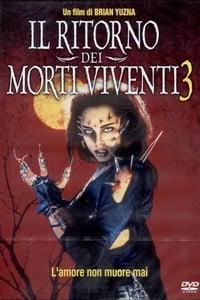 copertina film Il+ritorno+dei+morti+viventi+3 1993