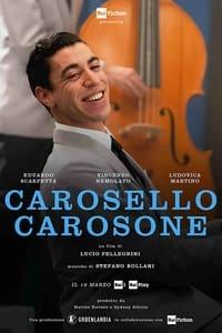 copertina film Carosello+Carosone 2021