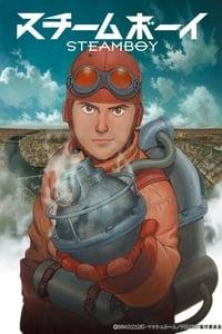 copertina film Steamboy 2004