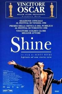 copertina film Shine 1996