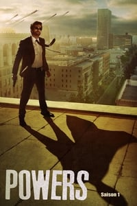 copertina serie tv Powers 2015