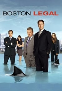 copertina serie tv Boston+Legal 2004