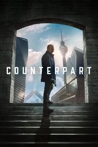 copertina serie tv Counterpart 2017