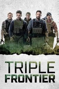 copertina film Triple+Frontier 2019