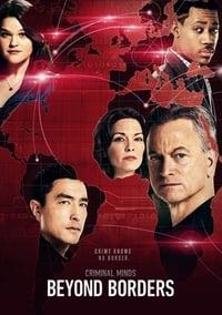 copertina serie tv Criminal+Minds%3A+Beyond+Borders 2016