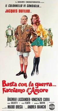 Basta con la guerra... facciamo l'amore (1974)