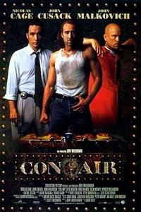 copertina film Con+Air 1997