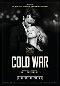 copertina film Cold+War 2018
