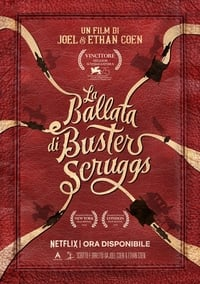 copertina film La+ballata+di+Buster+Scruggs 2018