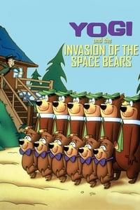 copertina film Yoghi+e+l%27invasione+degli+orsi+spaziali 1988