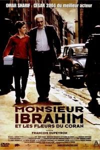 copertina film Monsieur+Ibrahim+e+i+fiori+del+Corano 2003