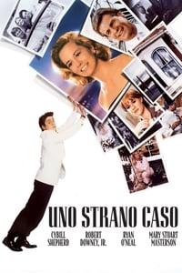 copertina film Uno+strano+caso 1989