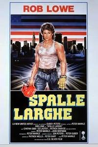 copertina film Spalle+larghe 1986