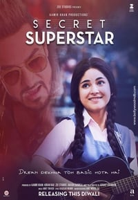 copertina film Secret+Superstar 2017