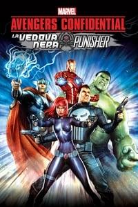 copertina film Avengers+Confidential%3A+La+Vedova+Nera+e+Punisher 2014