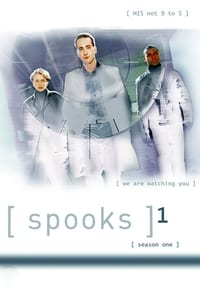 Spooks S01E03