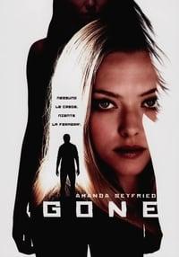 copertina film Gone 2012