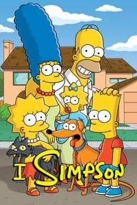 copertina serie tv I+Simpson 1989