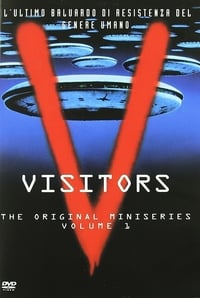 copertina serie tv V+-+Visitors 1983