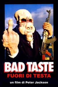 copertina film Bad+Taste 1987