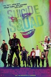 copertina film Suicide+Squad 2016