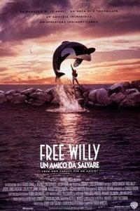 copertina film Free+Willy+-+Un+amico+da+salvare 1993