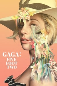 copertina film Gaga%3A+Five+Foot+Two 2017