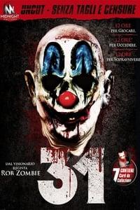 copertina film 31 2016