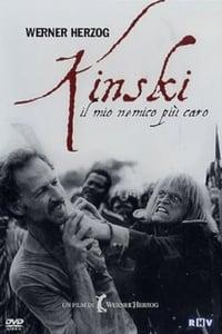 copertina film Kinski%2C+il+mio+nemico+pi%C3%B9+caro 1999