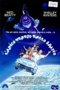 copertina film L%27amico+venuto+dallo+spazio 1988