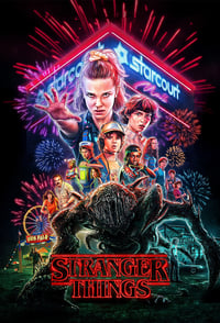 copertina serie tv Stranger+Things 2016