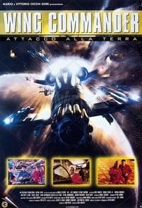copertina film Wing+Commander+-+Attacco+alla+Terra 1999