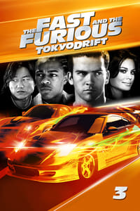 فيلم The Fast and the Furious: Tokyo Drift مترجم