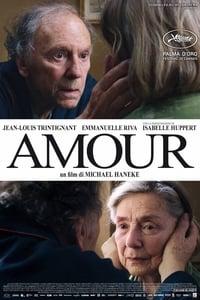 copertina film Amour 2012