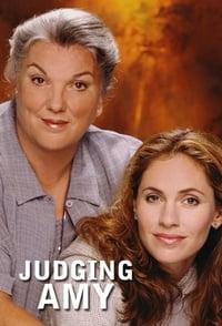 copertina serie tv Giudice+Amy 1999