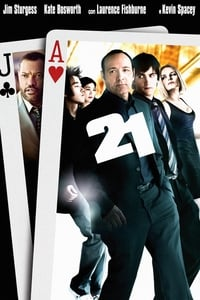 copertina film 21 2008