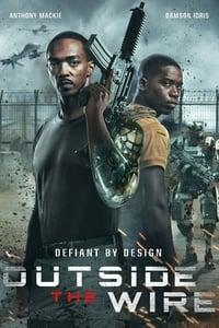 copertina film Outside+the+Wire 2021
