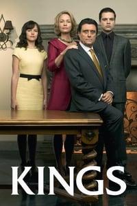 copertina serie tv Kings 2009
