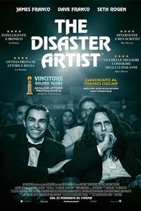 copertina film The+Disaster+Artist 2017