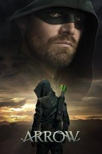 copertina serie tv Arrow 2012