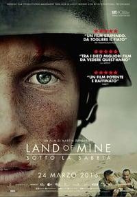 copertina film Land+of+Mine+-+Sotto+la+sabbia 2015