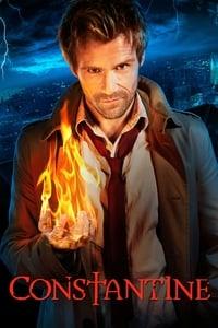 copertina serie tv Constantine 2014